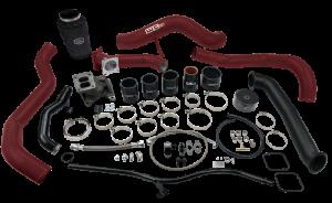 Twin Turbo Kits  - S300 KITS - WCFAB - WCF100478 Single Install Kit- S300 LB7 Duramax