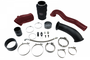 Twin Turbo Kits  - S400 KITS - WCFAB - WCF100486 Single Install Kit- S400 5.9 Cummins