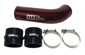 "Air Intake - High Flow Intake Manifold/ Y-Bridge/ Elbows - WCFAB - WCF100709 - L5P 4"" Intake Pipe/Resonator Delete"