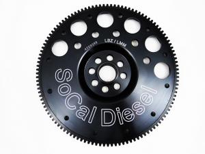 Engine Parts - Flywheel, Ring Gear, Flex Plate - SoCal Diesel - SoCal Diesel LBZ/LMM Duramax Billet Flexplate 2006-2010