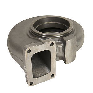 Turbochargers - Borg Warner - Borg Warner - BORGWARNER S500SX .85 A/R -T6 OPEN FLOW (110MM) TURBINE HOUSING