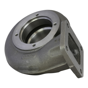Turbochargers - Borg Warner - Borg Warner - BORGWARNER S300SX 0.88 A/R T4 80/74MM OPEN FLOW TURBINE HOUSING