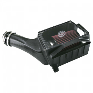 Air Intake - Cold Air Intakes - S&B Filters - S&B 75-5027 Cold Air Intake (Cotton Filter) 94-97 Ford 7.3L Powerstroke