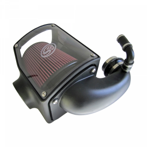 Air Intake - Cold Air Intakes - S&B Filters - S&B 75-5045 Cold Air Intake (Cotton Filter) 92-00 Chevy GMC 6.5L Diesel