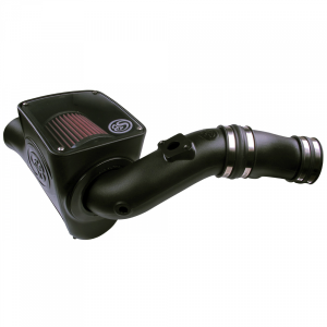 Air Intake - Cold Air Intakes - S&B Filters - S&B 75-5070 Cold Air Intake (Cotton Filter) 03-07 Ford 6.0L Powerstroke