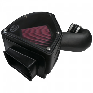 S&B Filters - S&B 75-5090 Cold Air Intake (Cotton Filter) 94-02 Dodge 5.9L Cummins
