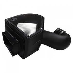 S&B Filters - S&B 75-5090D Cold Air Intake (Dry Filter) 94-02 Dodge 5.9L Cummins