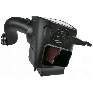 Air Intake - Cold Air Intakes - S&B Filters - S&B 75-5094 Cold Air Intake (Cotton Filter) 03-07 Dodge 5.9L Cummins