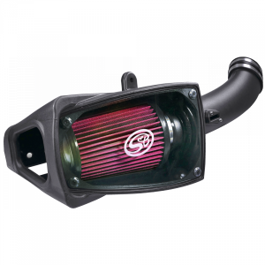 Air Intake - Cold Air Intakes - S&B Filters - S&B 75-5104 Cold Air Intake (Cotton Filter) 11-16 Ford 6.7L Powerstroke