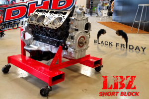 Engine Parts - Engine Blocks - Dirty Hooker Diesel - DHD Stock Replacement LBZ Duramax Short Block Drop In