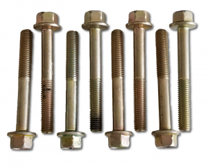 Engine Parts - Bolts, Studs, Fasteners - Dirty Hooker Diesel - DHD 700-300 Duramax Injector Hold Down Bolt Set - 2004.5-2016