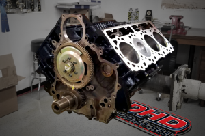 Engine Parts - Engines - Dirty Hooker Diesel - DHD Replacement Hooker LB7 LLY LBZ LMM LML Duramax Replacement Short Block 2001-2016