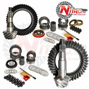 Nitro Gear & Axle - Nitro Gear Performance Duramax Gear Set 4.11 Ring and Pinion Set 2011-2017