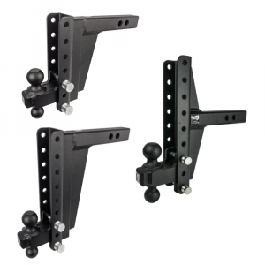 "Bullet Proof Hitch - Bullet Proof Hitch 2"" Extreme Duty Adjustable Drop Hitch 30,000lbs"