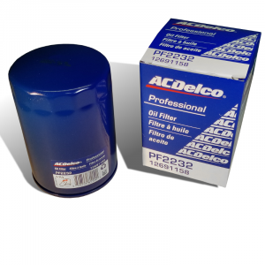 Filters - Oil Filters - AC Delco - ACDelco PF2232 Duramax Diesel 6.6L Oil Filter (01-16)