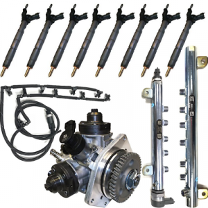 Fuel System - Fuel Injection Pump - GM - GM 12702459 - LML Fuel System Replacement Kit