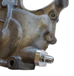 LML AN PCV Oil Drain Fitting