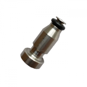 Fuel System - Fuel System Component Parts - Exergy Performance - Exergy Performance 1-018-342 LML Stainless 9th Injector Return Plug w/ O-Ring