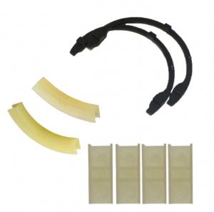 Transfer Case - Transfer Case Parts - GM - DHD 100-401840K Range Shift Fork Pad Insert Kit 261XHD/261HD 263XHD/ 263HD