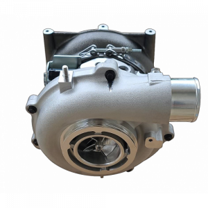Stainless Diesel 63.5mm 5 Blade VGT Performance Duramax Turbocharger LLY 2004.5-2005 6.6L