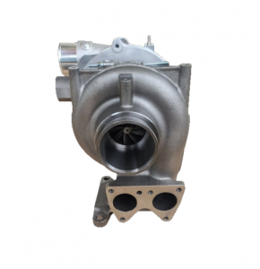 Stainless Diesel 63.5mm 5 Blade VGT Performance Duramax Turbocharger LLY 2004.5-2005 6.6L - Image 2